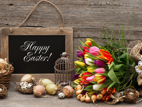 Top Tips for a Healthy Easter