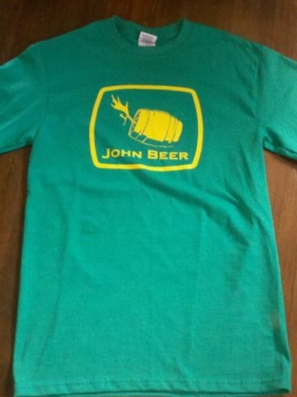 JOHN BEER T-SHIRT