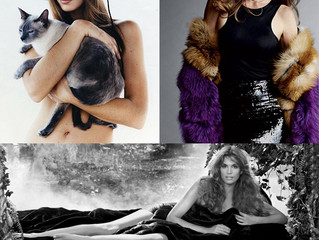 CELEBRITIES BELIEVE IN THE BEAUTY OF FUR MORE THAN FLASHY PR CAMPAIGN