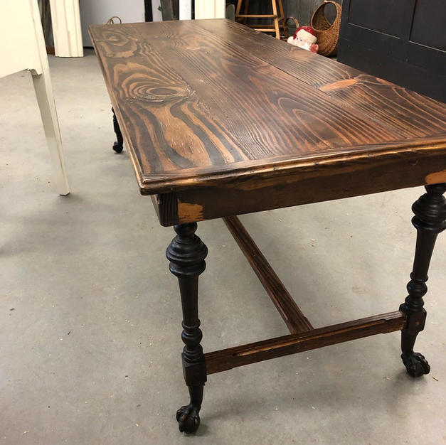 Custom Reclaimed Coffee Table