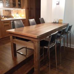 Custom Reclaimed Table