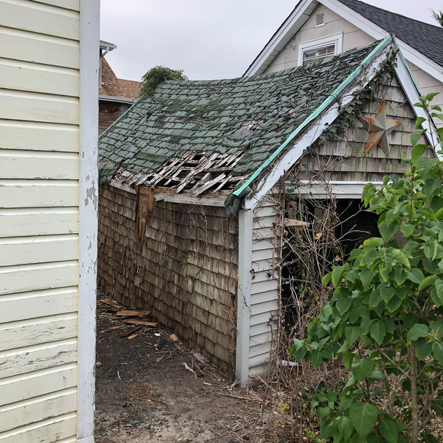 Shed Salvage Project