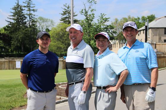 St. Jude Scramble Golfers
