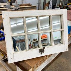 Custom Window Mirror