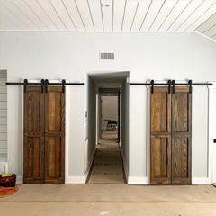 Custom Rolling Closet Doors