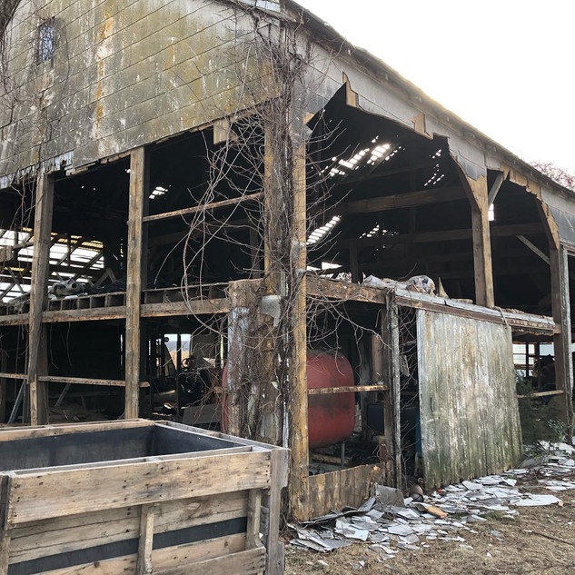 Riverhead Barn Demo