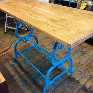 Custom High Top Table
