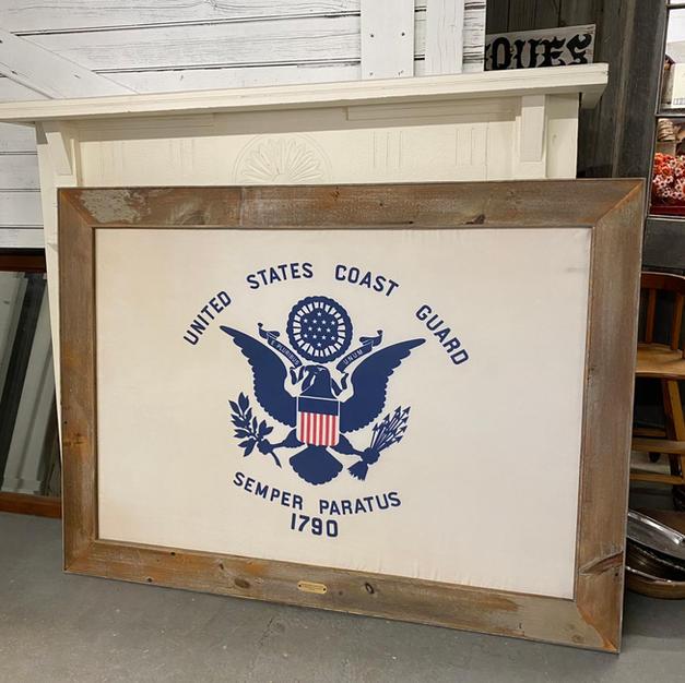 Custom Reclaimed Frames