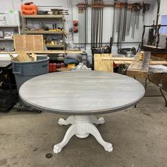 Custom Round Table Top