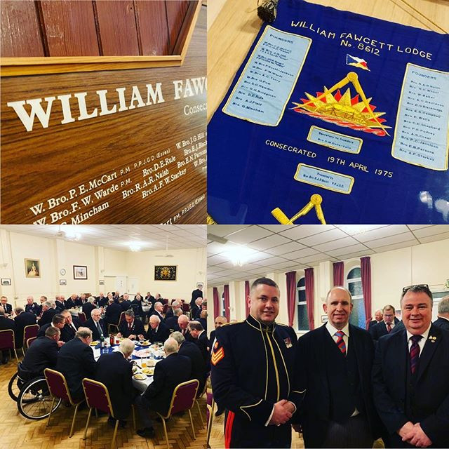 William Fawcett Lodge in Eastleigh