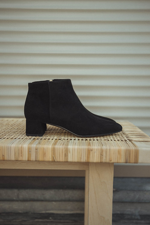Fratelli Rossetti ankle boots suede black