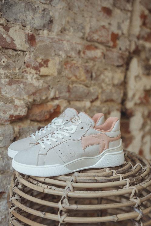 Tod's sneaker beige, pink