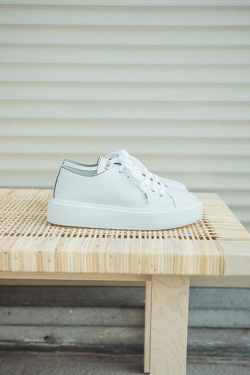 Prada sneakers white