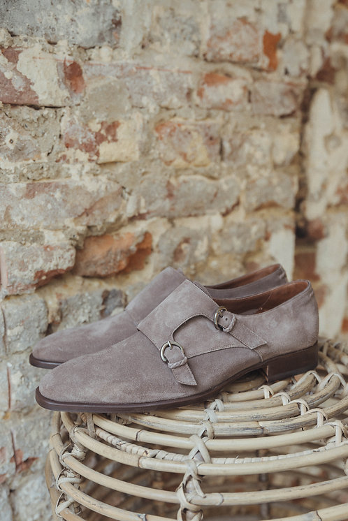 Fratelli Rossetti buckle taupe