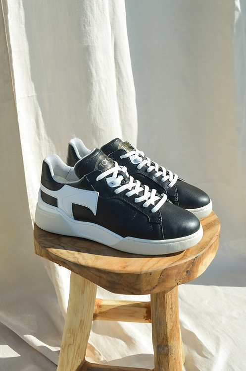 Tod's black/white sneakers