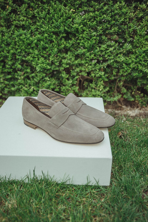 Fratelli Rossetti loafers taupe