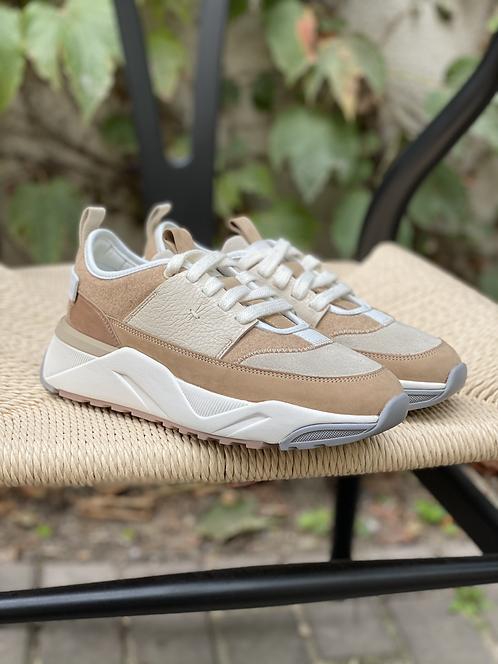 Santoni sneakers beige
