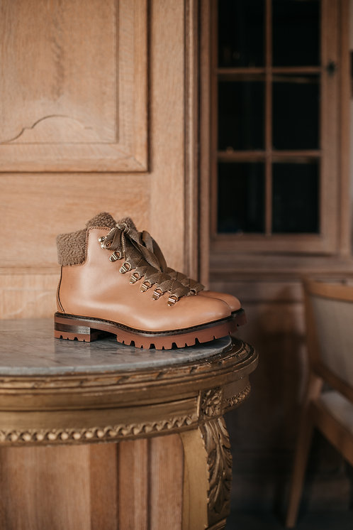 AGL Hiking boot - Camel