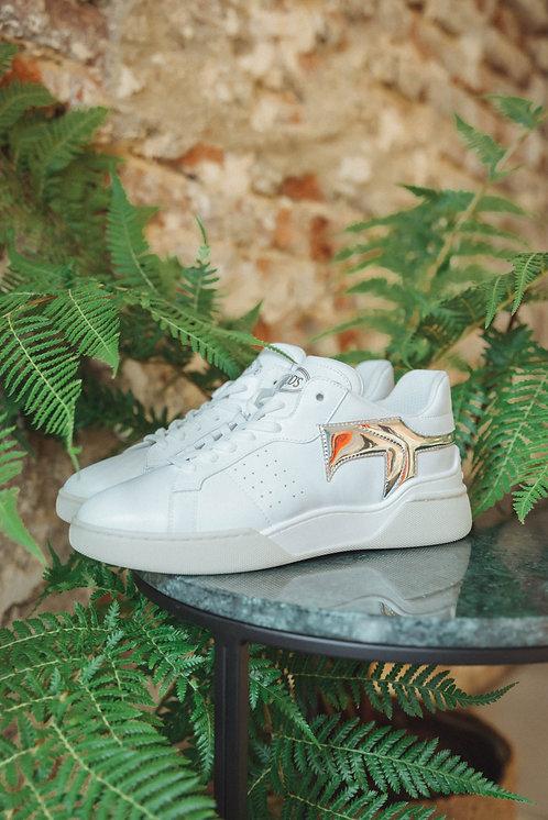 Tod's sneaker white, silver