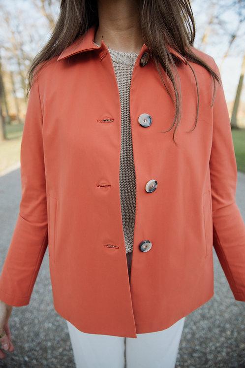 Oranje jas kort
