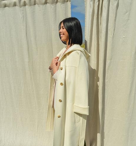 Joseph white coat