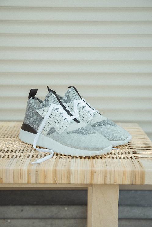 Tod's sock sneaker grey/white