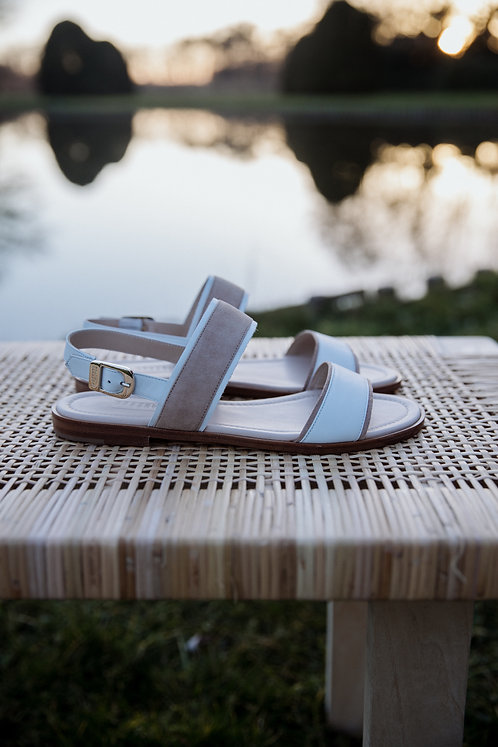Fratelli Rossetti sandalen plat