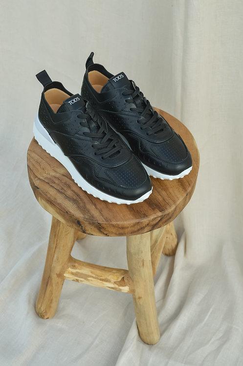Tod's sportivo black sneaker