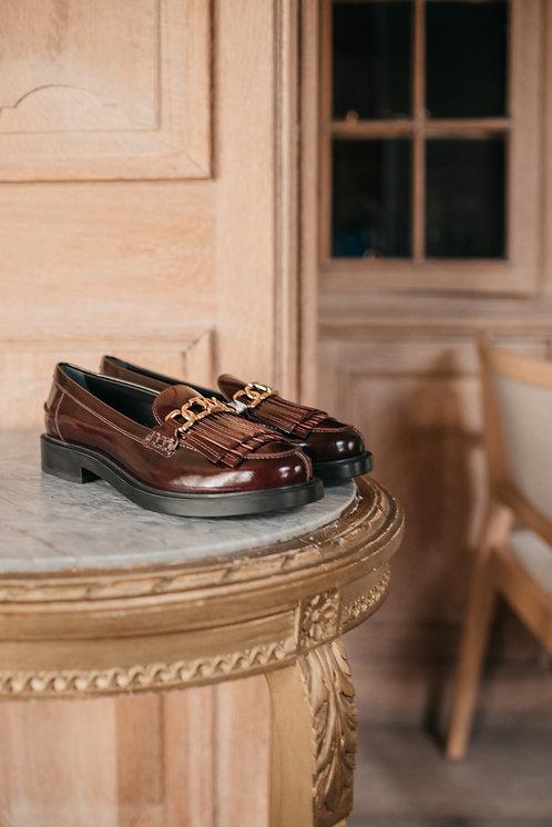 Tod's loafer - bordeaux