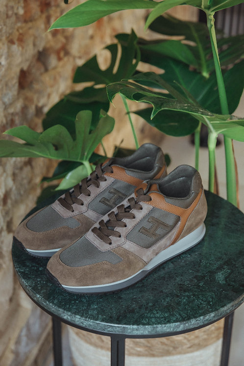 Hogan H321 sneakers brown