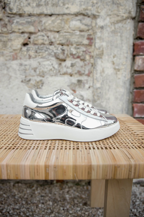 Hogan Rebel zilver sneakers
