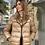 Thumbnail: Herno bronze  jacket