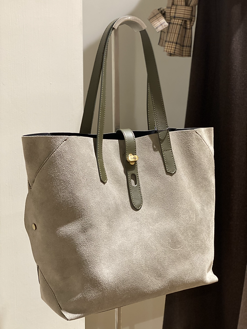 Hogan Shopper Khaki