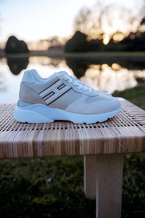 Hogan Active one sneakers beige
