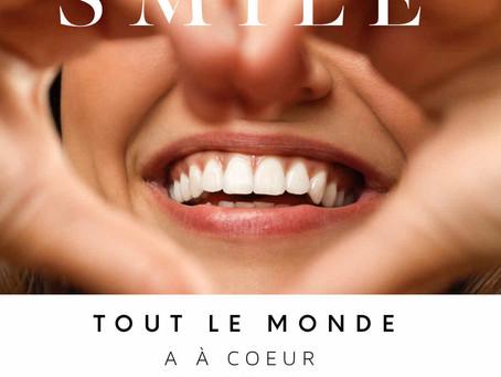 Tout le monde a à cœur de sourire/ Everyone is keen to smile