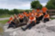 Dalslands Aktiviteters team