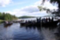 Kirchenboot-Wettkampf