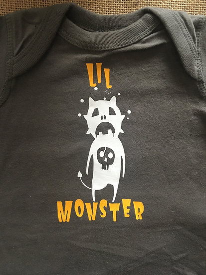 Lil Monster Onesie