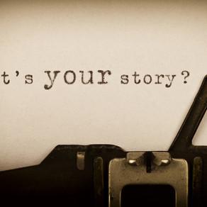 Möchtest DU deine Geschichte erzählen?