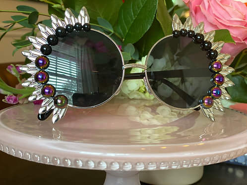 Purple Ray Sunnies