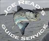 Lake Tawakoni Striper and Hybrid Guide Joe Read.png
