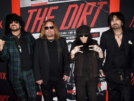 Mötley Crüe celebrates 40th Anniversary