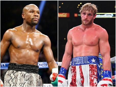 Mayweather VS Paul: Historic February Fight