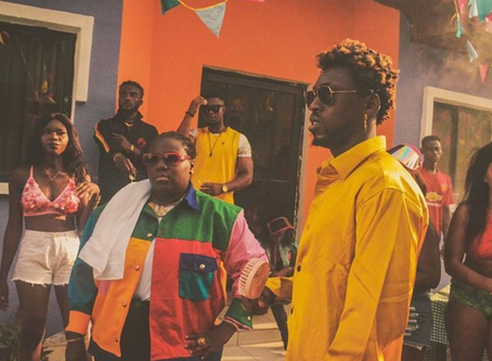Nigeria's Biggest Stars Release A New Visual For Their Hit Single
