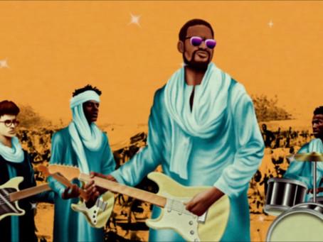 Mdou Moctar - Afrique Victime Review