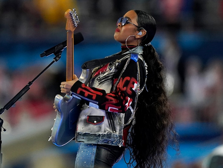 Music Highlights From The Super Bowl