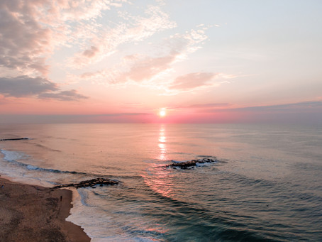 Asbury Park Beach - July 2020