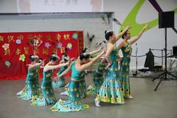 舞蹈班優雅的孔雀舞「雀之靈」 Peacock Dance