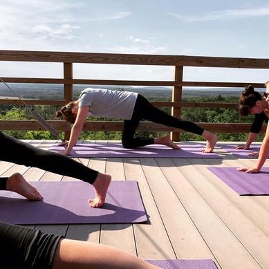 Vrijgezellen Santosha Yoga