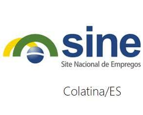 Sine Colatina-51 vagas